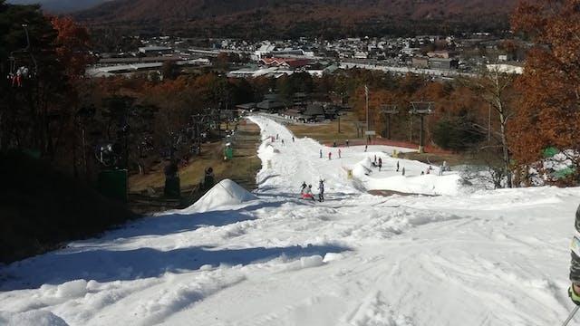 軽井沢 スキー 場 ホテル
