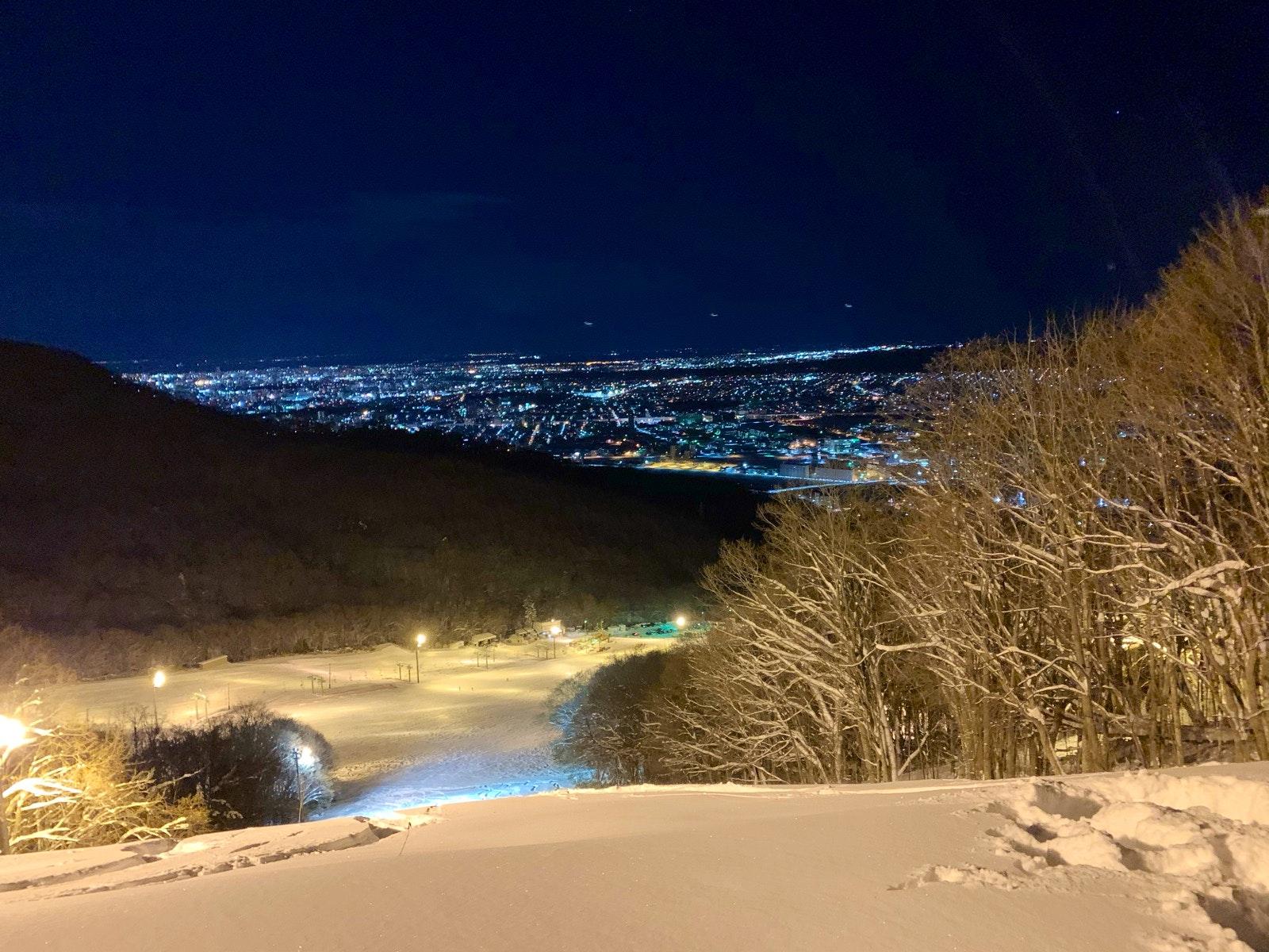 スキー オープン 場 岩山 藻