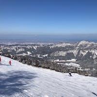 立山山麓極楽坂スキー場