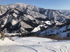 タカン ボー スキー 場