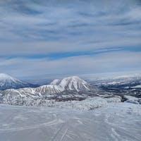 ルスツリゾートスキー場