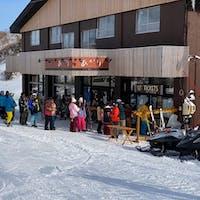 志賀高原 横手山スキー場