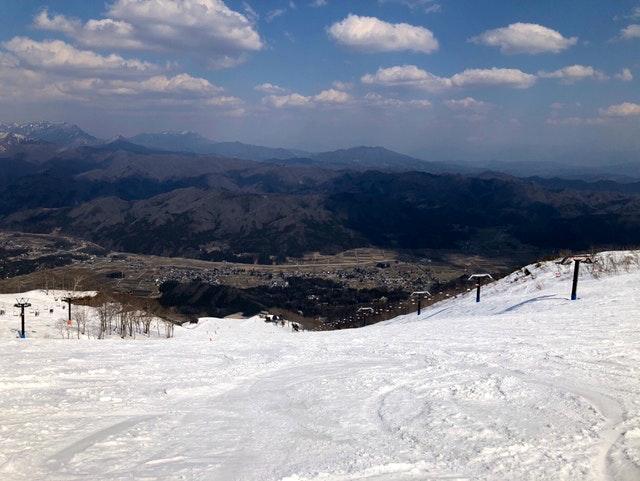 白馬 五竜 雪 五竜&47 / 90cm / 雪...
