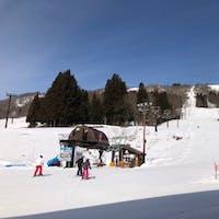 さかえ倶楽部スキー場