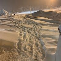 士別市日向スキー場