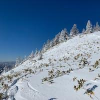 志賀高原 渋峠スキー場