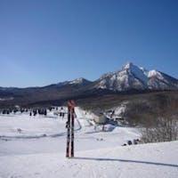 休暇村奥大山 鏡ヶ成スキー場