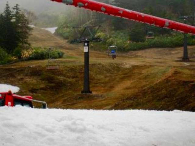 志賀高原 横手山の写真