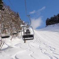 【休業中】白山白峰温泉スキー場
