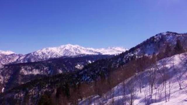 立山山麓らいちょうバレーの写真