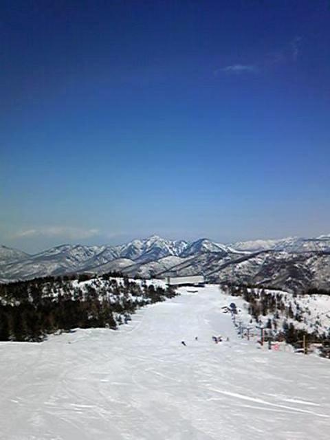 奥志賀高原の写真