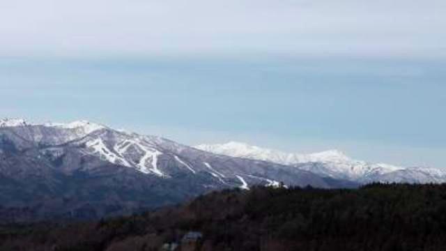 鷲ヶ岳の写真