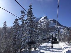大雪山黒岳