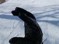冬休み前でとてもすいていました。