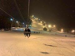 Fu's snow area