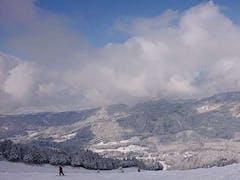 立山山麓極楽坂