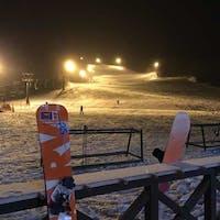 湧別町五鹿山スキー場