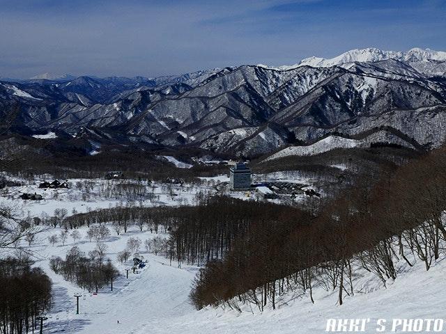 水上高原スキーリゾートの写真