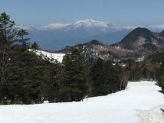 志賀高原 横手山