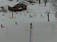 南会津最奥地のスキー場です