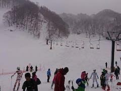 南会津最奥のローカルスキー場です!